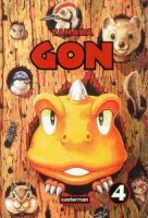 manga - Gon - 1re édition Vol.4