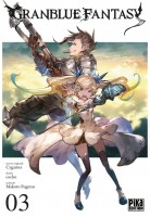 Granblue Fantasy Vol.3