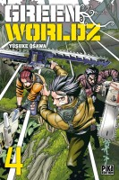 manga - Green Worldz Vol.4