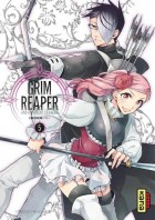 The Grim Reaper and an Argent Cavalier Vol.5
