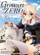 Manga - Manhwa - Grimoire of zero Vol.2