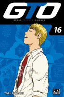 GTO - Great Teacher Onizuka - Edition 20 ans Vol.16