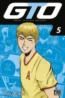 Manga - Manhwa -GTO - Great Teacher Onizuka - Edition 20 ans Vol.5