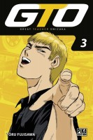 Manga - Manhwa -GTO - Great Teacher Onizuka - Edition 20 ans Vol.3