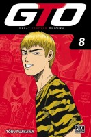 Manga - Manhwa - GTO - Great Teacher Onizuka - Edition 20 ans Vol.8