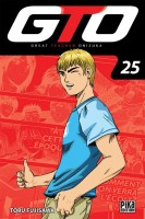 Manga - Manhwa - GTO - Great Teacher Onizuka - Edition 20 ans Vol.25