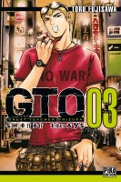 Mangas - GTO Shonan 14 Days Vol.3