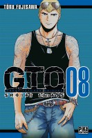 Mangas - GTO Shonan 14 Days Vol.8