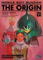 Mangas - Mobile Suit Gundam - The origin Vol.21