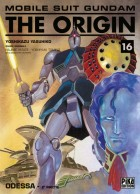 Mangas - Mobile Suit Gundam - The origin Vol.16