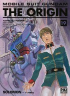 manga - Mobile Suit Gundam - The origin Vol.19