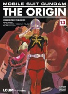 Mangas - Mobile Suit Gundam - The origin Vol.13