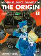 Mangas - Mobile Suit Gundam - The origin Vol.9