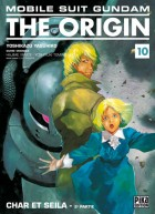 Mangas - Mobile Suit Gundam - The origin Vol.10
