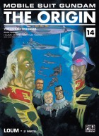 Mangas - Mobile Suit Gundam - The origin Vol.14