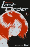 Manga - Manhwa - Gunnm Last Order - Version noire Vol.1