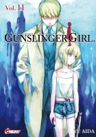 Mangas - Gunslinger girl Vol.11