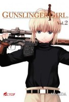 manga - Gunslinger girl Vol.2