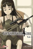 Manga - Manhwa -Gunslinger girl Vol.5