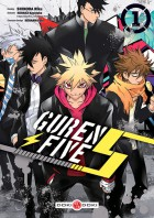 Mangas - Guren Five Vol.1