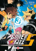 Manga - Manhwa -Guren Five Vol.3