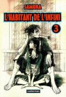 manga - Habitant de l'infini (l') - 1re édition Vol.3