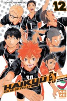 Manga - Manhwa - Haikyu !! - Les as du volley ball Vol.12