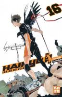 Mangas - Haikyu !! - Les as du volley ball Vol.16