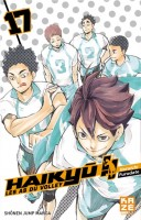 Haikyu !! - Les as du volley ball Vol.17