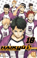 manga - Haikyu !! - Les as du volley ball Vol.18