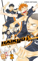 Mangas - Haikyu !! - Les as du volley ball Vol.2