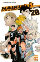 Manga - Manhwa -Haikyu !! - Les as du volley ball Vol.28