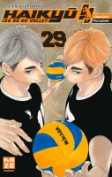 Manga - Manhwa - Haikyu !! - Les as du volley ball Vol.29