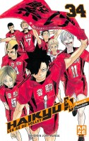manga - Haikyu !! - Les as du volley ball Vol.34