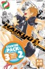 Manga - Manhwa - Haikyu !! - Les as du volley ball - Coffret Starter