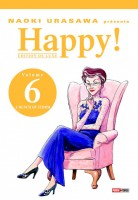 Mangas - Happy - Deluxe Vol.6