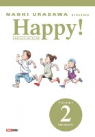 Mangas - Happy - Deluxe Vol.2