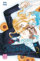 Mangas - Happy marriage !? Vol.2