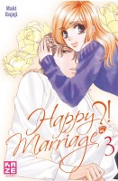 Mangas - Happy marriage !? Vol.3