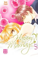 Mangas - Happy marriage !? Vol.5