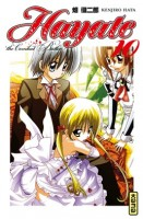 Hayate the combat butler Vol.10