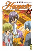 Hayate the combat butler Vol.13