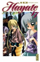 Manga - Manhwa - Hayate the combat butler Vol.17