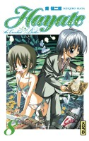 Hayate the combat butler Vol.8