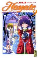 Manga - Manhwa - Hayate the combat butler Vol.9