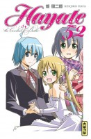 Hayate the combat butler Vol.52