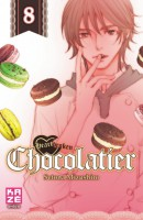 Mangas - Heartbroken Chocolatier Vol.8