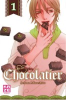 Mangas - Heartbroken Chocolatier Vol.1