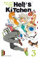 Manga - Manhwa - Hell's kitchen Vol.3