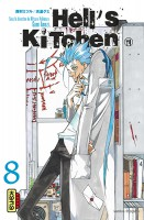 Manga - Manhwa -Hell's kitchen Vol.8